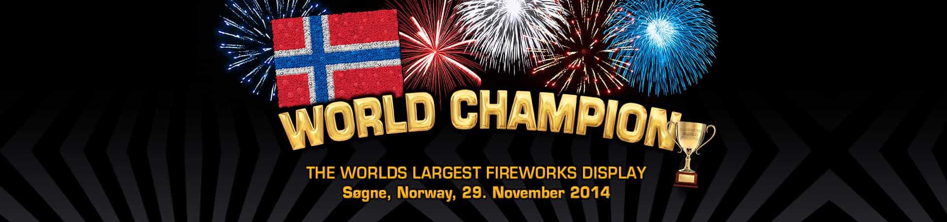 I Guinness rekordbok: Svea henter verdensrekord til Norge